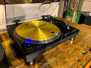 Technics SL-1210GAE giradischi limited edition