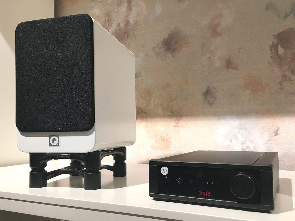 Q acoustics concepts rega io hi-fi compatto