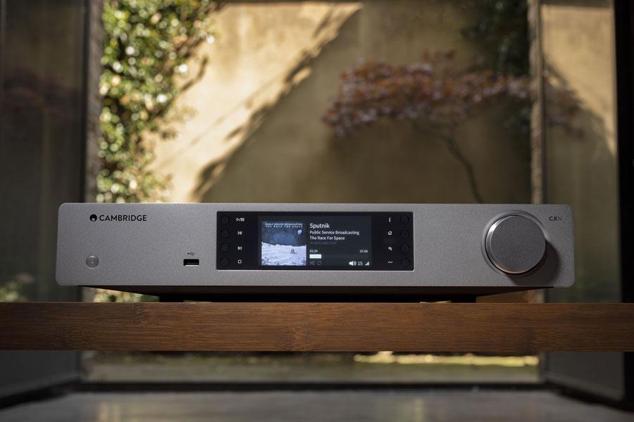 streamer audio Cambridge CXN v2