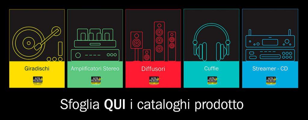 Sfoglia QUI i cataloghi prodotto