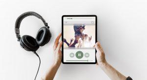 servizio streaming audio